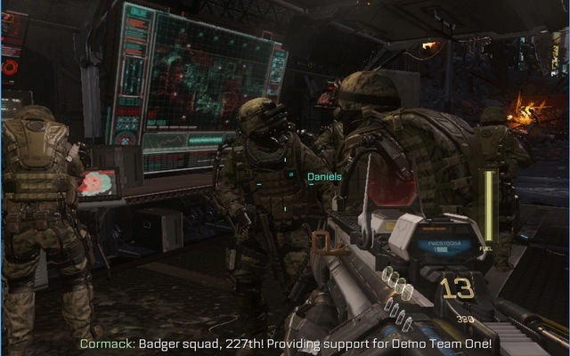 Call of Duty Advanced Warfare PC Games Screenshots