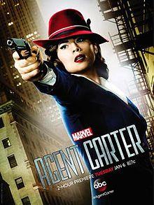 Agent Carter  Temporada 1  1080p – 720p  Dual Latino/Ingles