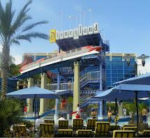 Pixie Pranks And Disney Fun Disneyland Hotel Pool Area