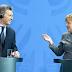 Macri con Merkel: un almuerzo entre neoliberales