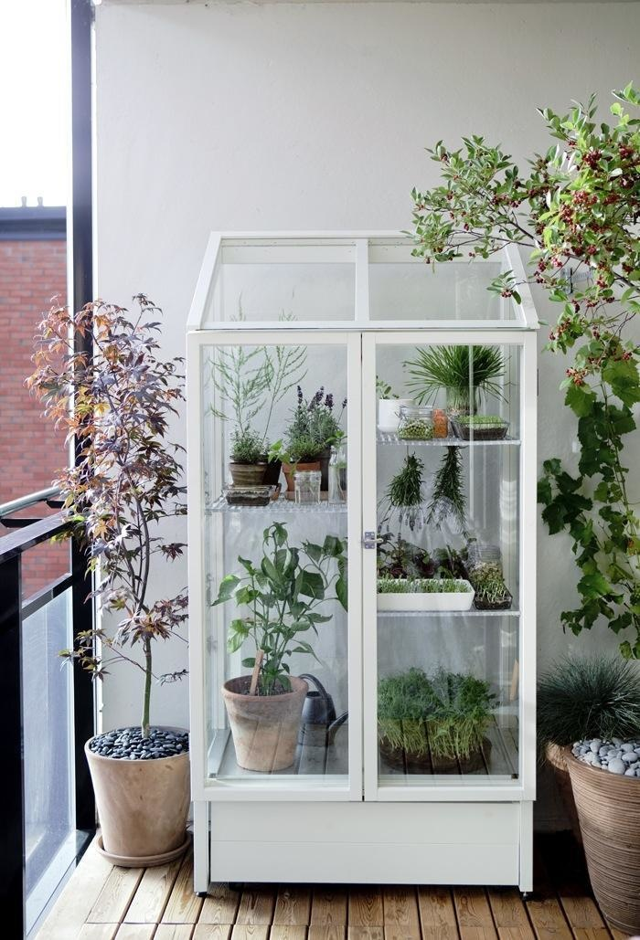 porch-sized greenhouse