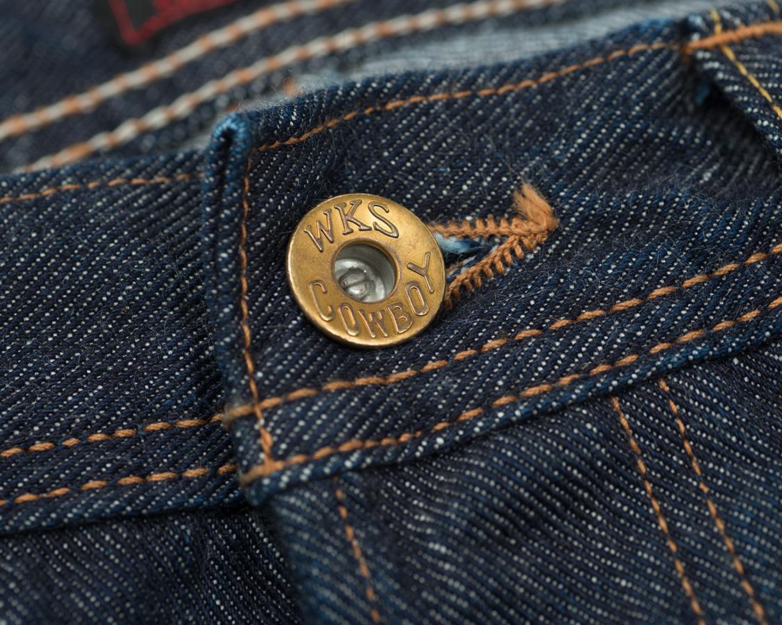 ワーカーズ 805 スーパースリム デニム パンツ ジーンズ 通販