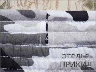 изнанка пояса на резинке