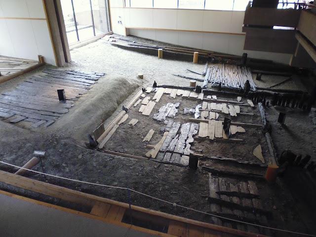 Restos arqueológicos descubiertos en Bergen