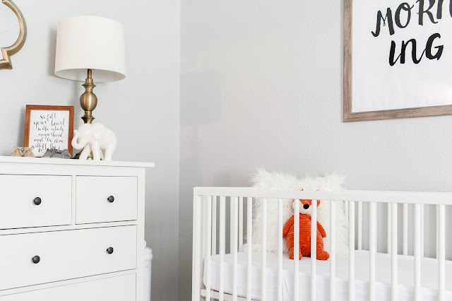 Twin Nursery - Gender Neutral