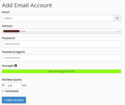 Cara Membuat dan Membuka Email Dengan Domain Sendiri 12