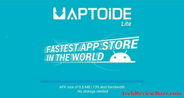 Download Aptoide Lite APK For Android