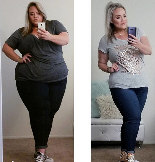 Awesome! Keep on trucking... weight loss