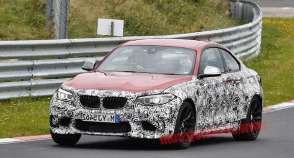 2017 BMW M2 Price Review Redesign Specs Release Date