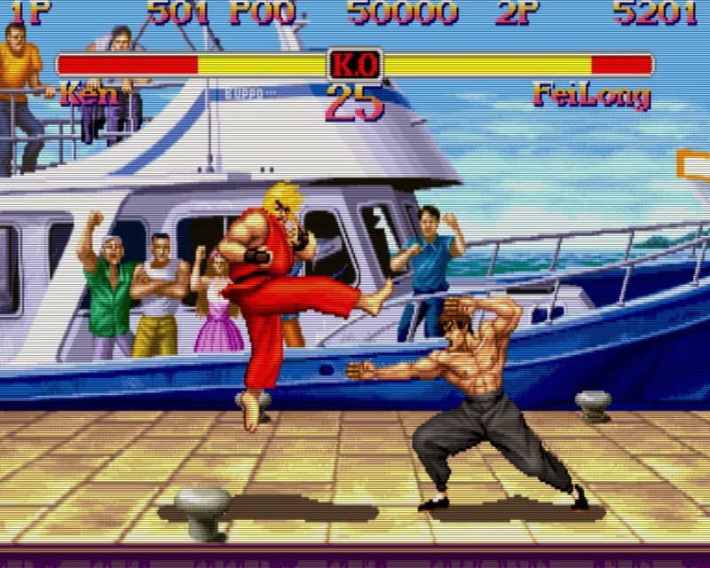 Street fighter 2 champion edition (genesis) rsd (free download.