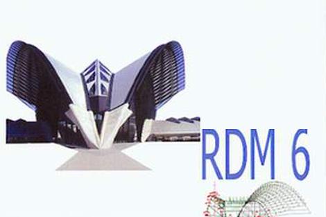RDM6 TÉLÉCHARGER OSSATURE LOGICIEL