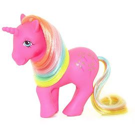 My Little Pony Pinwheel Year Three Rainbow Ponies II G1 Pony