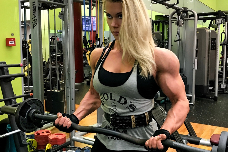 11 things to know about bodybuilding : 9 - Female bodybuilding