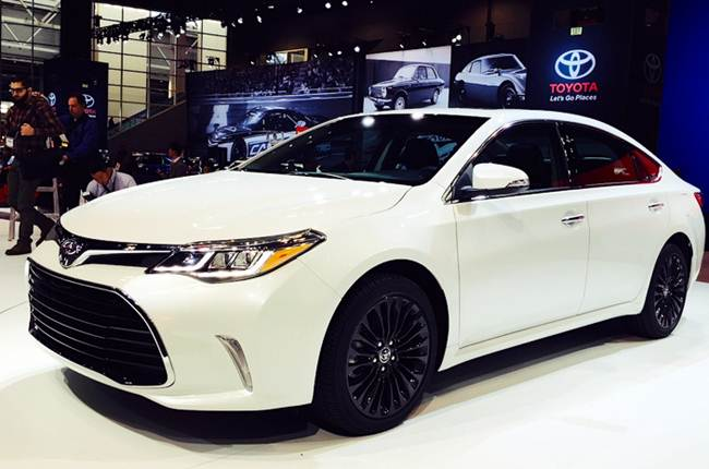 2016 Toyota Camry Special Edition Redesign