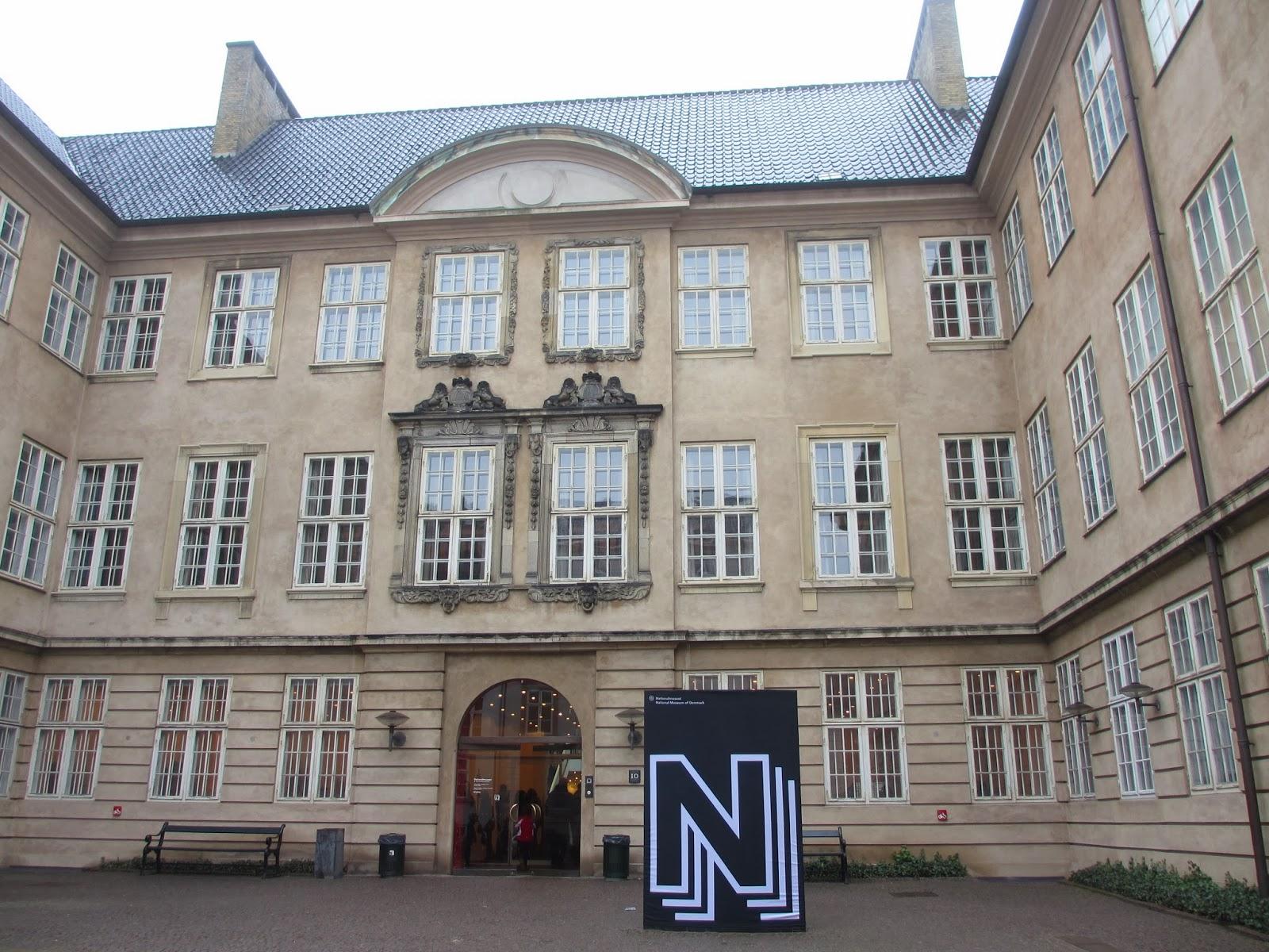Visitar o Museu Nacional da Dinamarca em Copenhaga - NATIONALMUSEET | Dinamarca