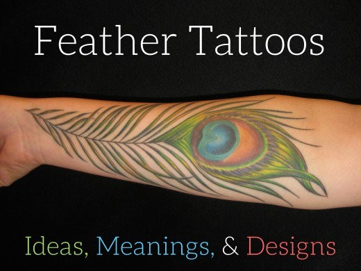 100 Cute Feather Tattoo Ideas For Your First Tattoo