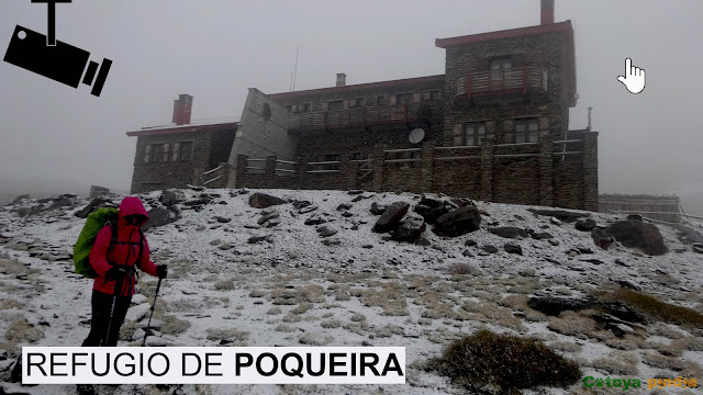 Webcam en Sierra Nevada