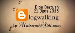 Blog Bertuah 21 Ogos 2015