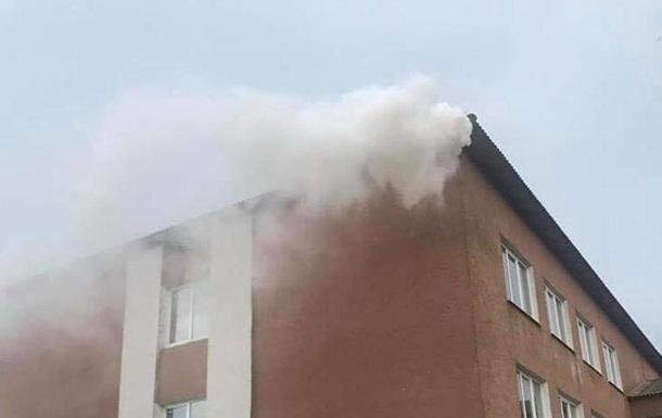 В Одеській області блискавка влучила в школу