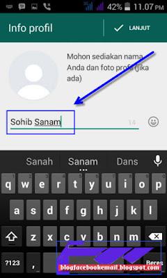 whatsapp daftar terbaru
