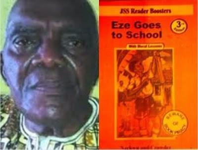 Chief Onuora Nzekwu
