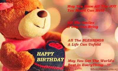 Amazing  Happy Birthday Wishes Images