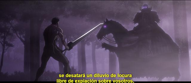 Berserk III El Advenimiento Guts Skull Knight