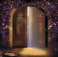 Resultado de imagen de puerta entreabierta