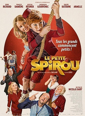 Filme As Aventuras do Pequeno Spirou 2019 Torrent