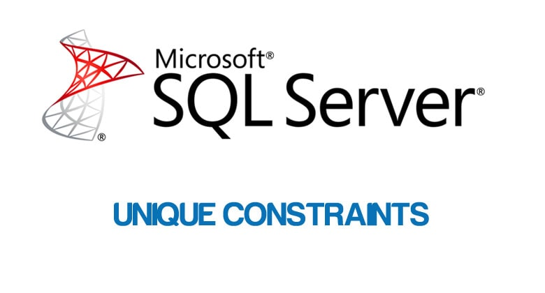 Membuat Unique Constraints di SQL Server