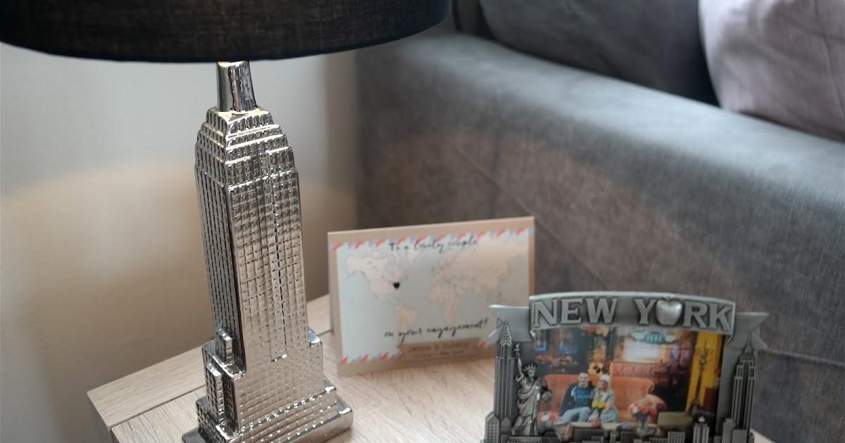 Empire State Building Light Love - Jenna Suth