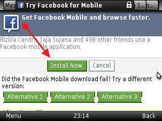Link download file facebook .jad