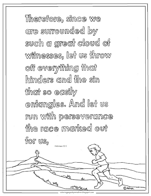 jewish christian kids coloring pages - photo#40
