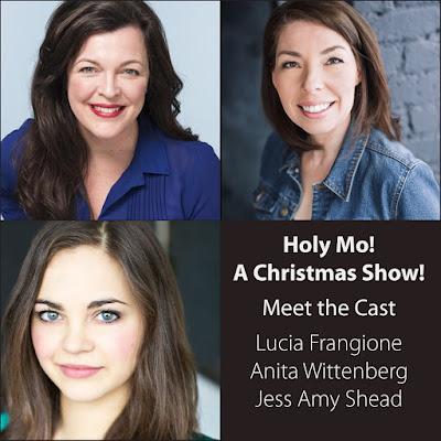A Veterans Christmas Cast.Soul Food Vancouver Holy Mo A Christmas Show Meet The Cast