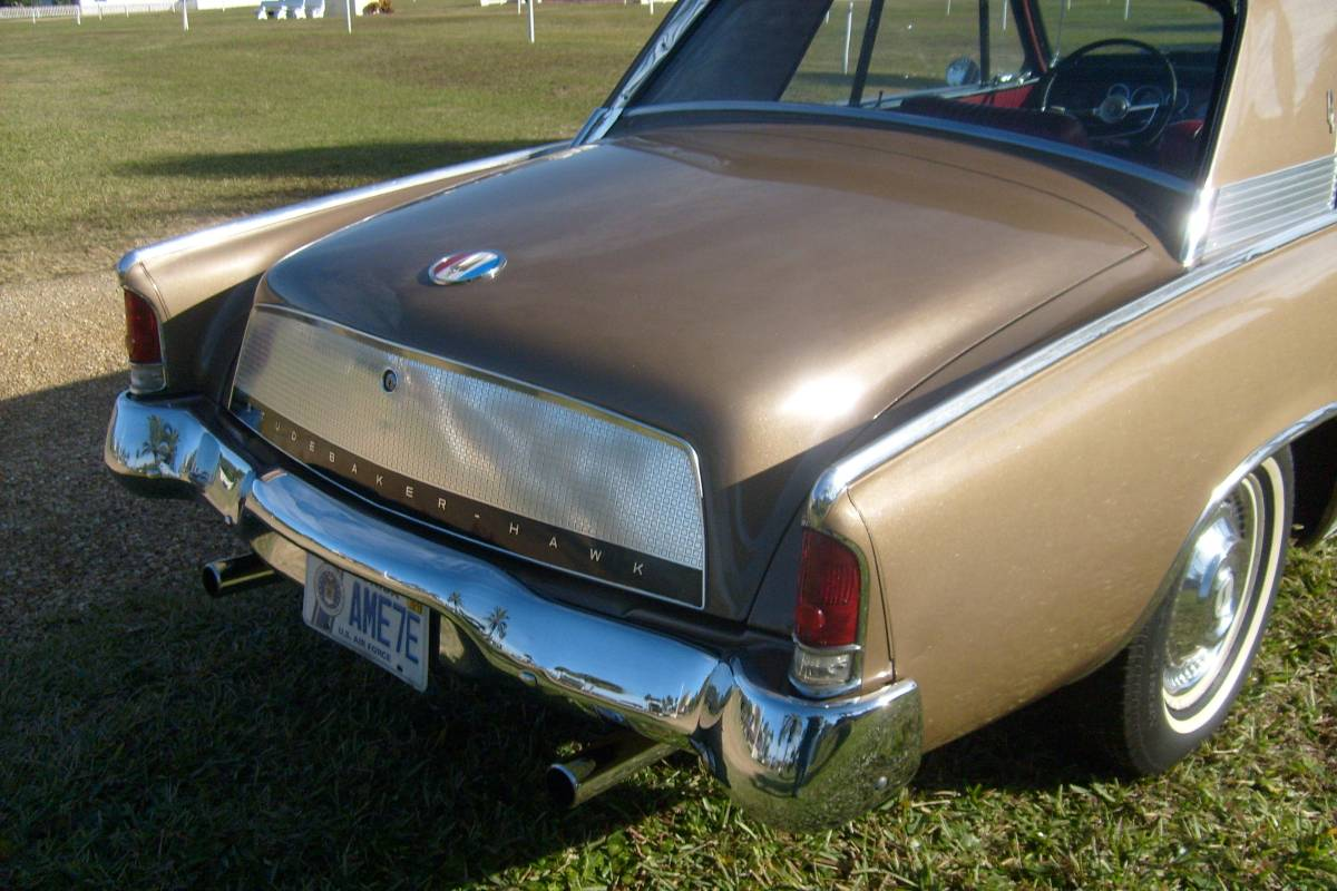 Just A Car Geek: 1963 Studebaker Grand Turismo Hawk