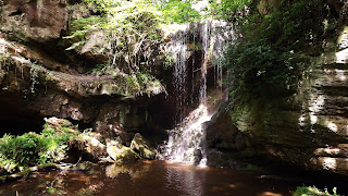 Northumberland Waterfall