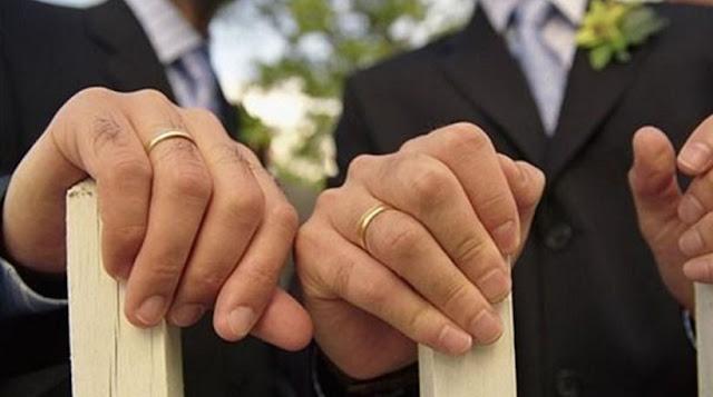 Τα ομόφυλα ζευγάρια δεν μπορούν να τελέσουν πολιτικό γάμο στην Ελλάδα