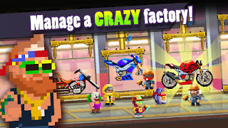 Motor World: Bike Factory Apk v1.201 (Mod Money)