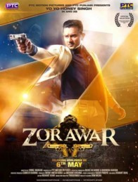 Zorawar (2016) DVDScr Punjabi Full Movie Watch Online Free