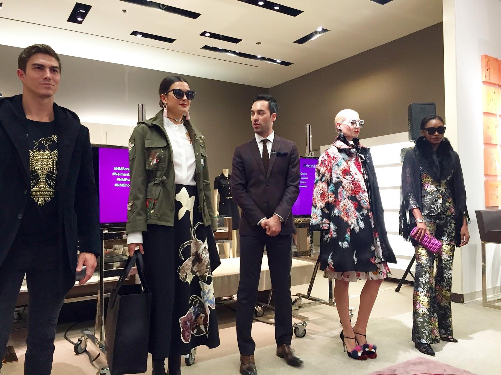 Style Advisory Alex Yanez, san diego fashion valley event, san diego bloggers, socal bloggers