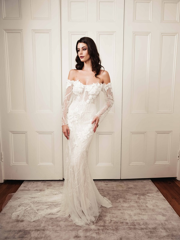 Corston Couture SS19 bridal collection