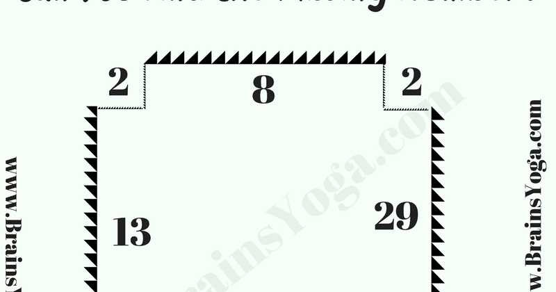Maths Hard Picture Puzzle for Teens with Answer-Puzzles