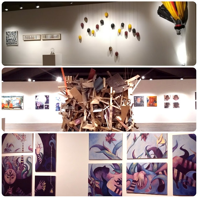 Exposições de arte