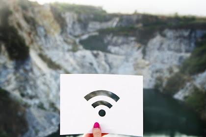 Mengetahui Password WiFi Di Sekitar Kita