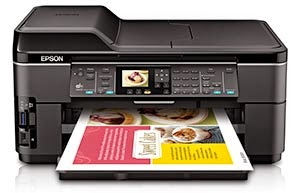 epson wf 7511 printer driver download