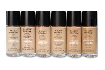 rekomendasi foundation untuk kulit berminyak