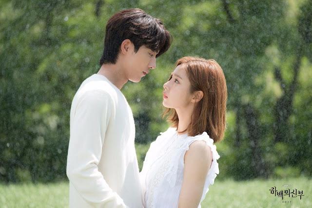 Phim mới của Nam Joo Hyuk tung poster đẹp như cổ tích
