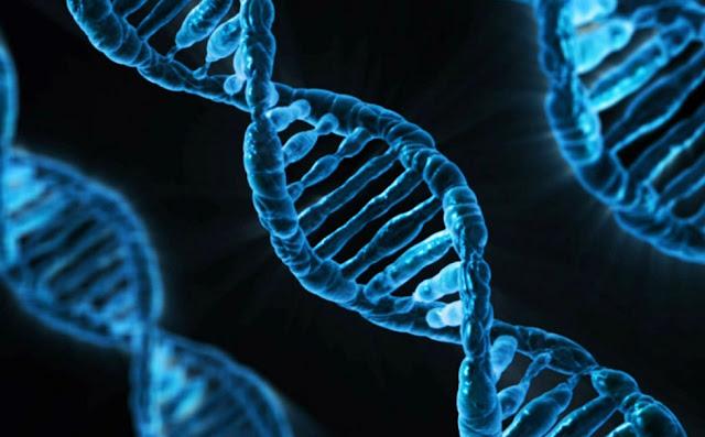 DNA manipulation by Aliens