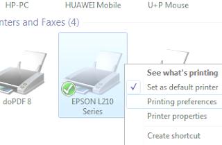 Cara Mengganti Ukuran Default Halaman Printer Menjadi Ukuran Kertas Folio