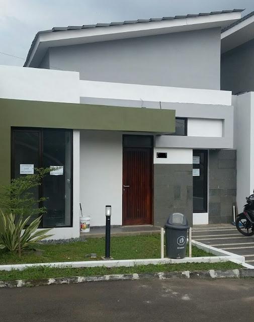 Rumah Second City Garden Jl. A.H.Nasution Cicaheum Bandung Timur